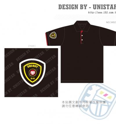 門襟,假兩件,黑,紅,POLO,工商,圖形